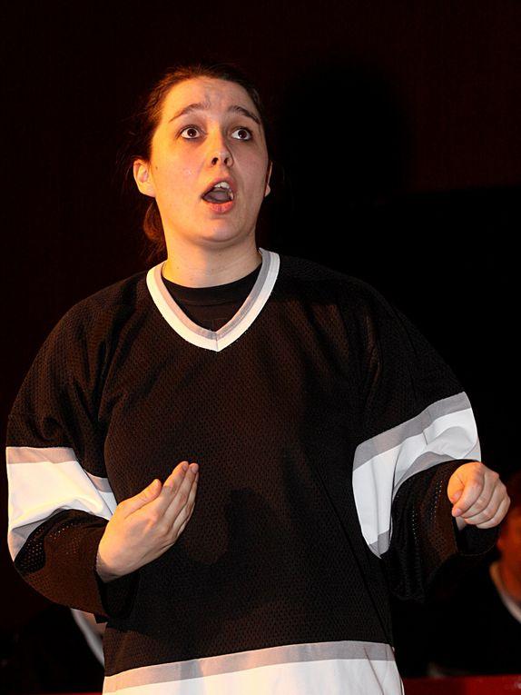 Théâtre d'improvisationRencontre du 02/04/11