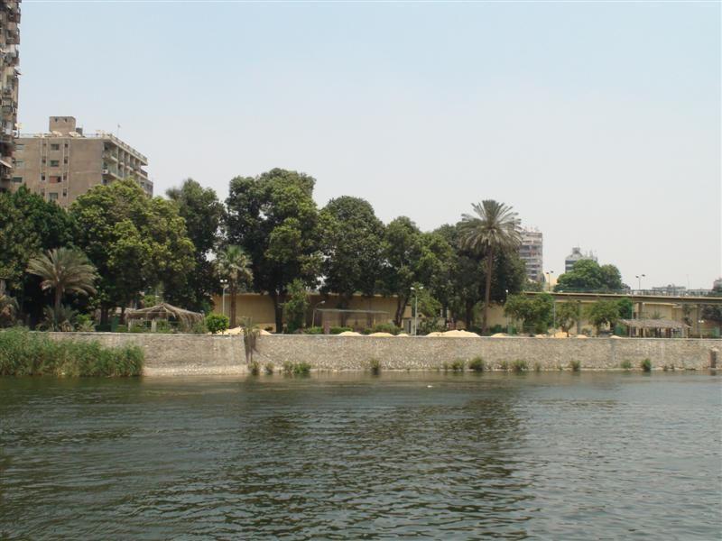 Le Caire, la mosquée de Mohamed Ali et les Pyramides