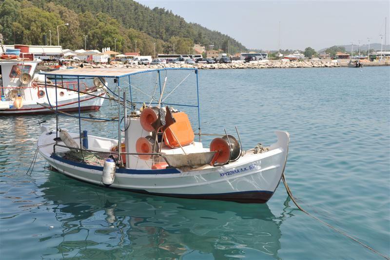 KATAKOLON en Grèce
