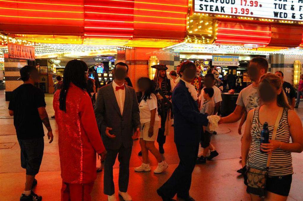 le plus grand écran du monde à Las Vegas