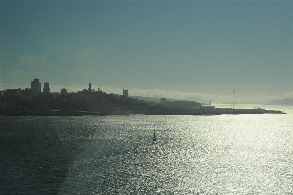 le pont de San Francisco