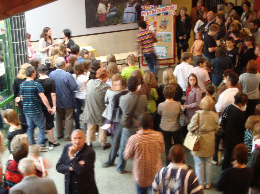 Photographies des portes ouvertes du mardi 15 juin 2010