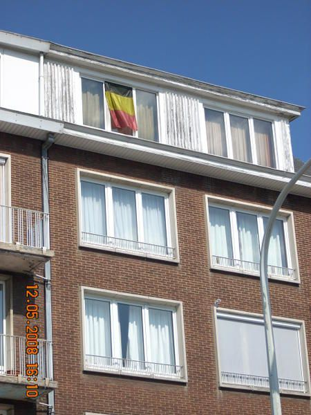 Votre drapeau Belge à votre fenêtre