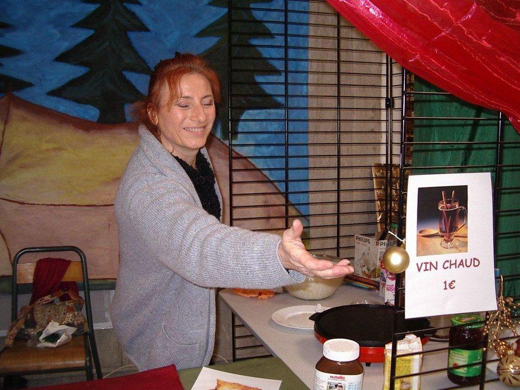 le 27 et 28 Novembre 2010 une rencontre dans la joie a eu lieu à Deuil la Barre