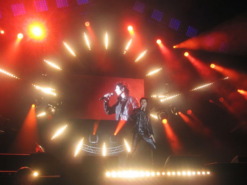 Photos prises à La Madine (55) le 19 juin 2010 lors du concert multi-artistes des années 80 Musika Madine.
