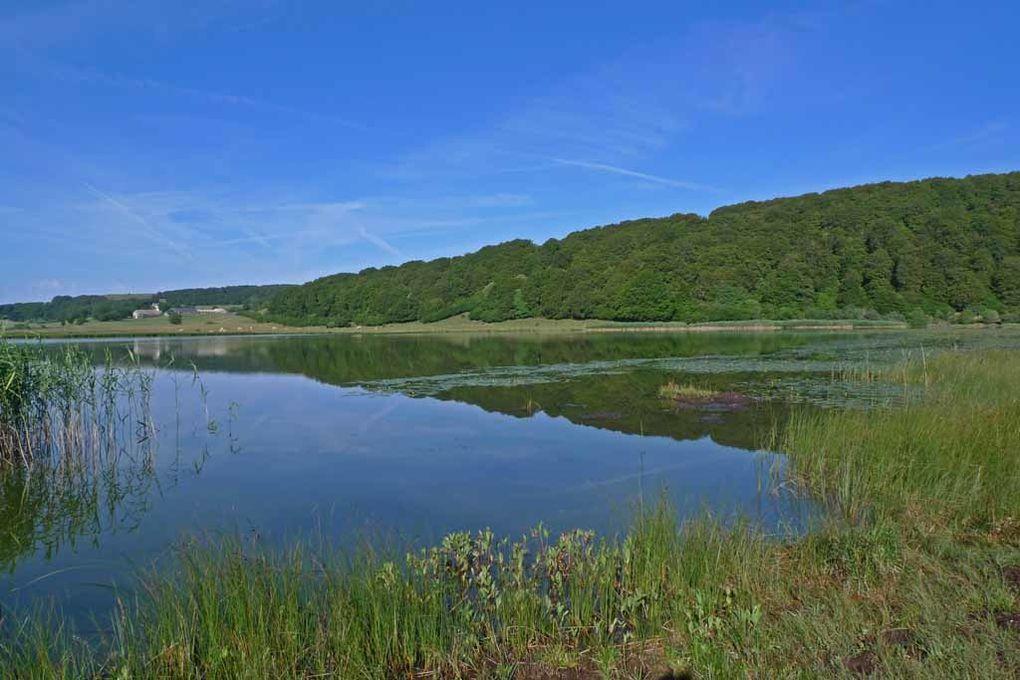 Ruisseaux, sources, rivières, lacs...