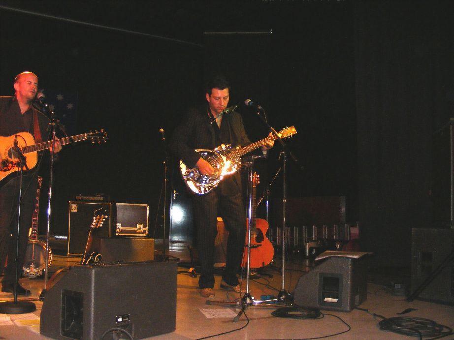 Album - RED-BARN-SEPTEMBRE-2009