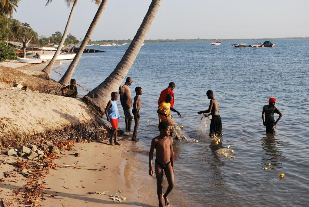 La suite de mon séjour au Sénégal