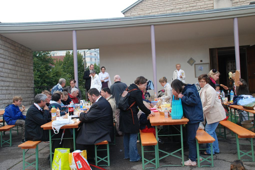 MESSE DE RENTREE 2011