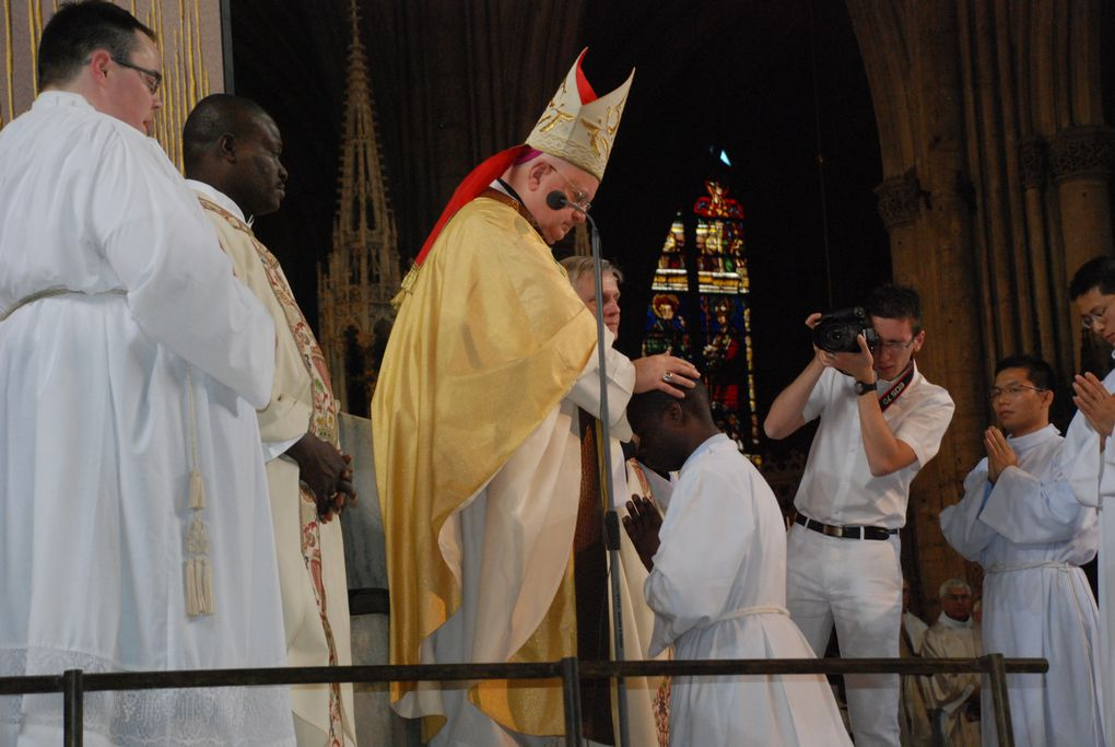 Photos ordination-Louinet