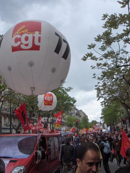 Les photos de la manifestation.