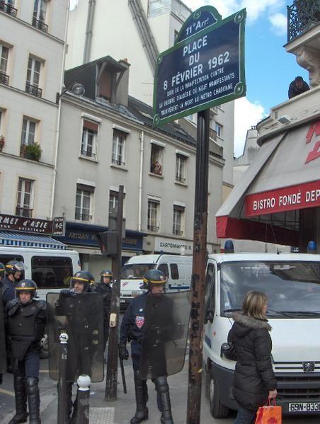 Les lycées du Quartier latin se battent, avec tous les lycées de France, contre les suppressions de postes dans l'Éducation Nationale. Leur lutte en images !