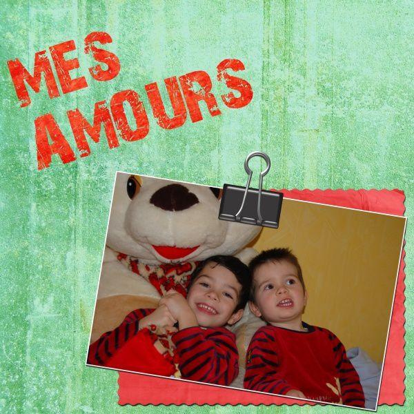 Album - Mes enfants