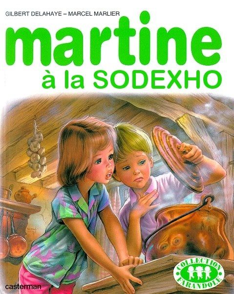 Album - MARTINE A SUP DE CO