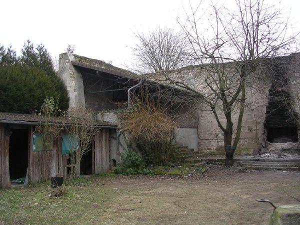 2006 - nous rénovons 160 m2 qui était en piteux état