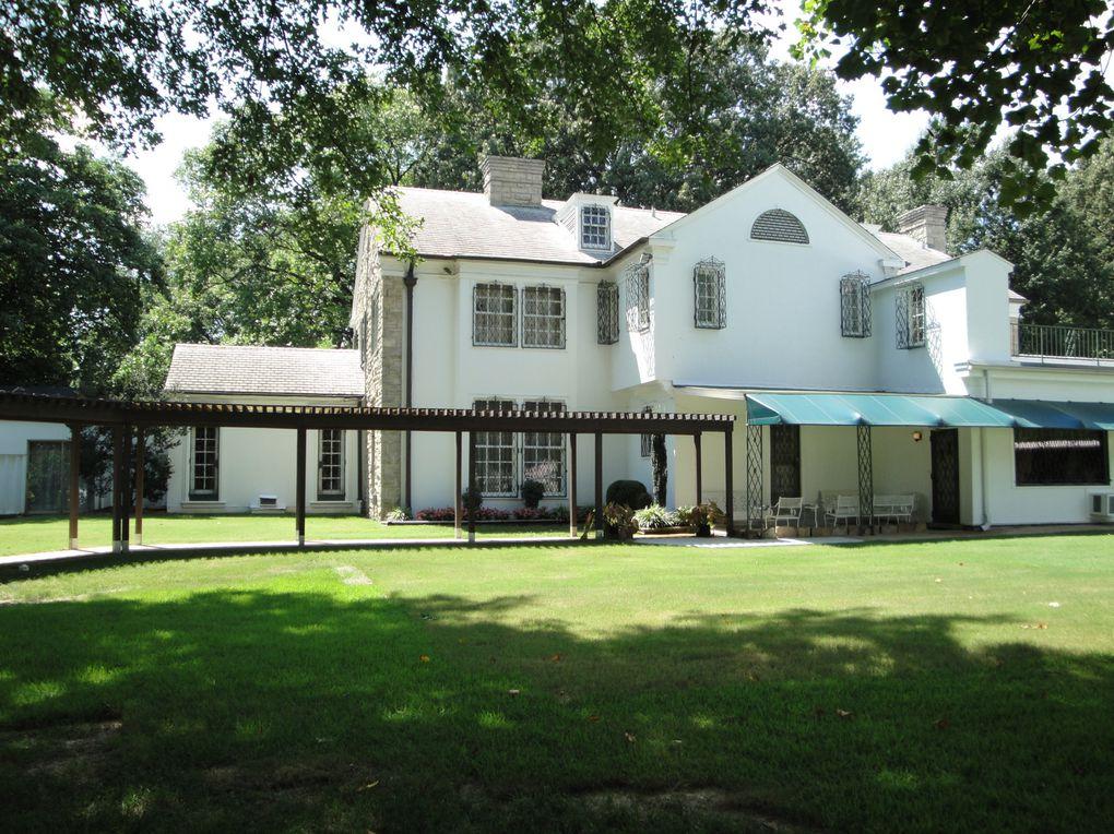 la maison d'Elvis