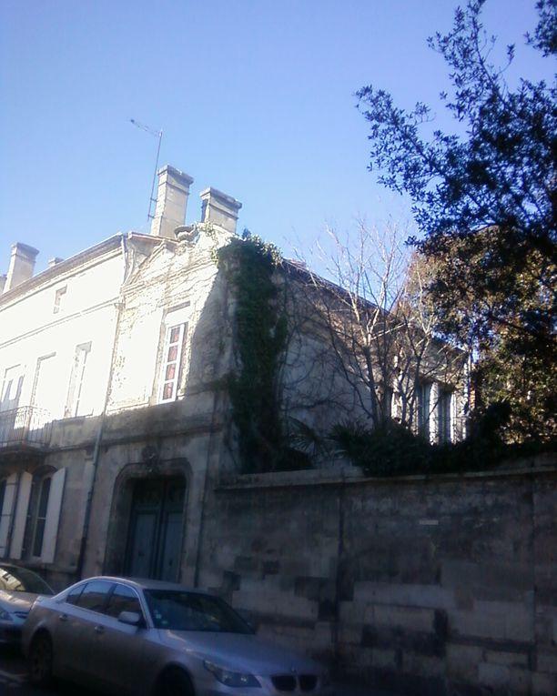 ma jolie sous-prefecture blottie entre et parmi les vignobles de Saint-Emilion, Fronsac, Pomerol...