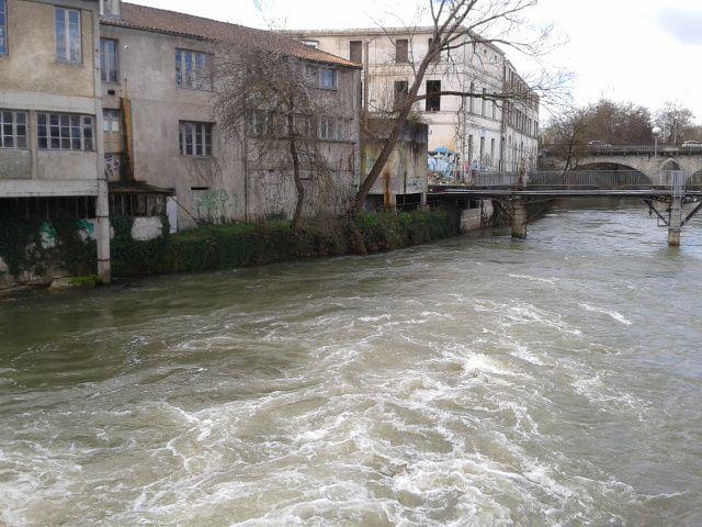A Angoulême, Charente, le samedi 2 février 2013