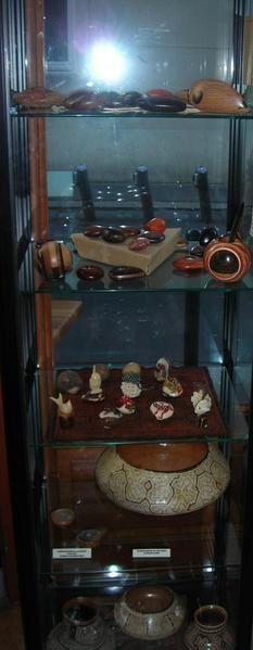 Art et artisanat amérindien et créateurs français et étrangers inspirés par l'Amérique latine du 9 octobre au 2 novembre 2008