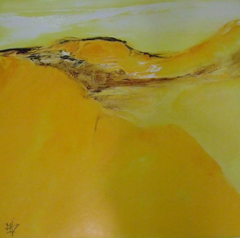 Cette série est entièrement composée de tableaux peint à l'huile.