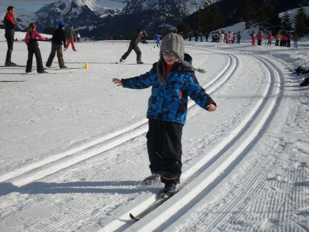 Album - Patinoire ski 2014