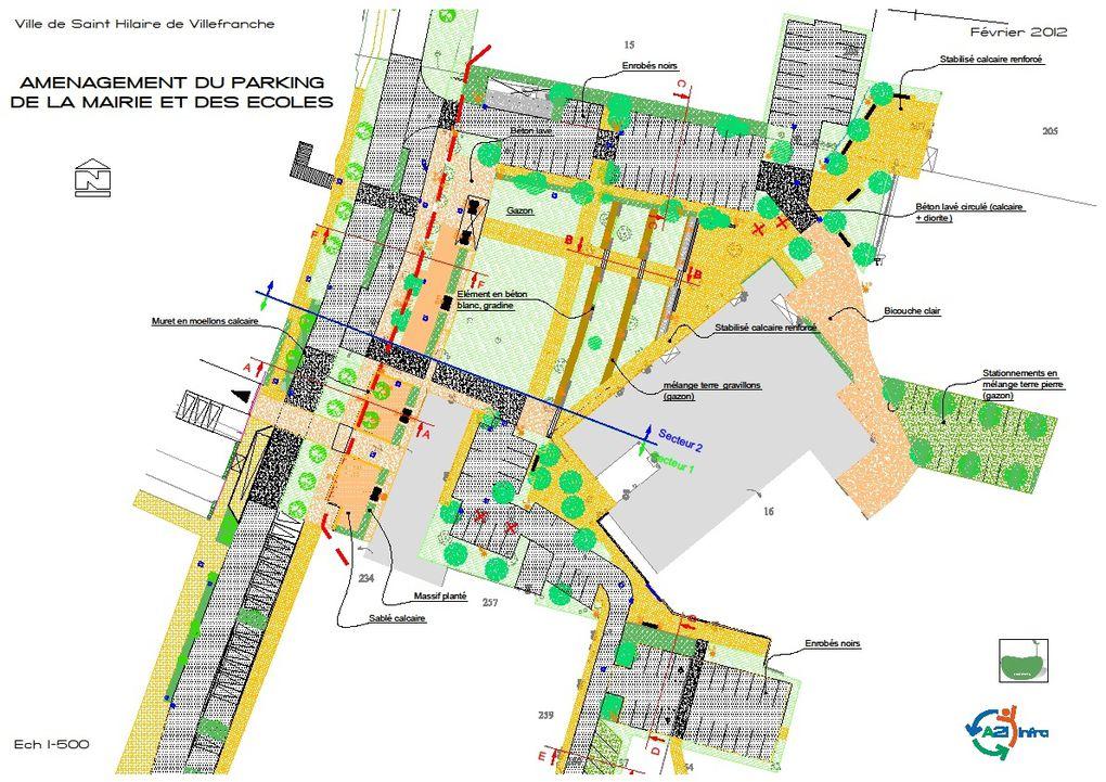 Album - Parking-Mairie-Ecoles