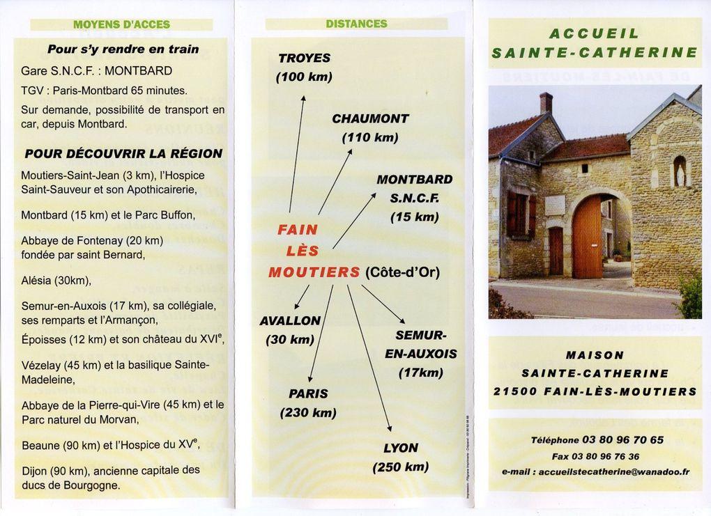 Album - Fain-les-Moutiers