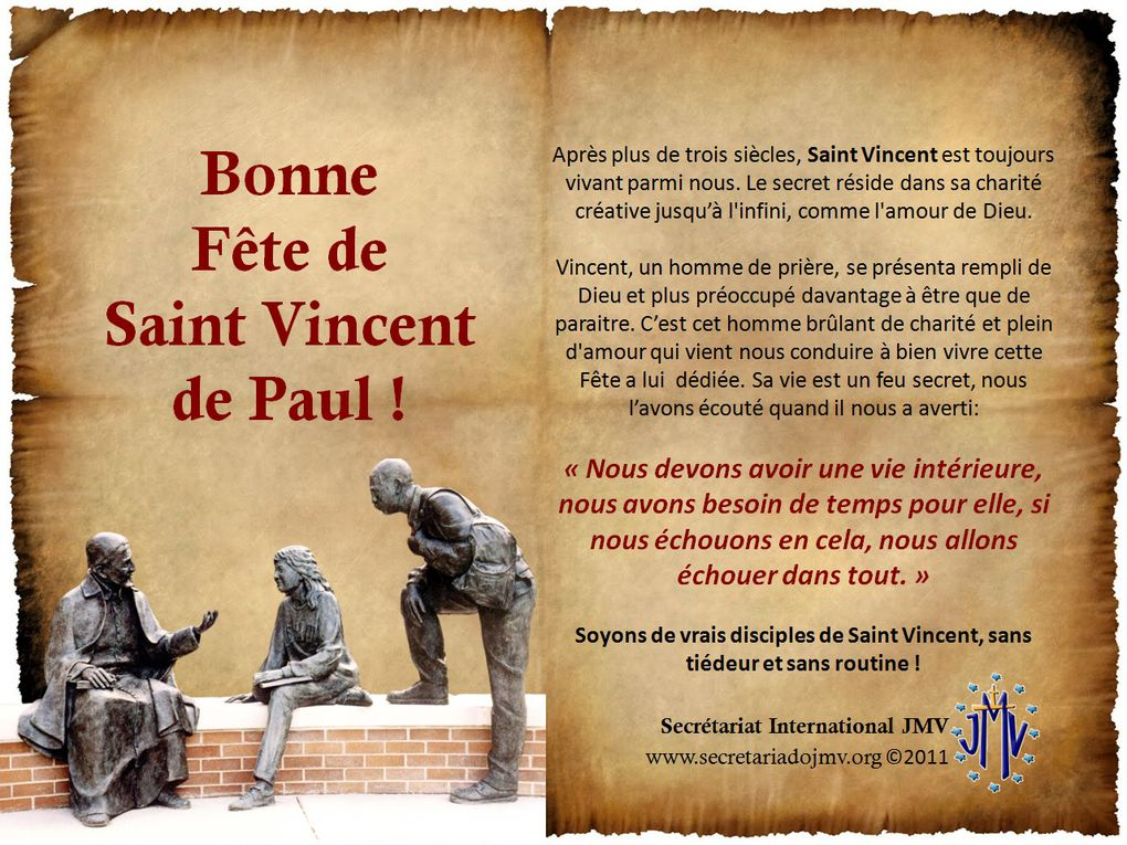 Album - Saint-Vincent-de-Paul