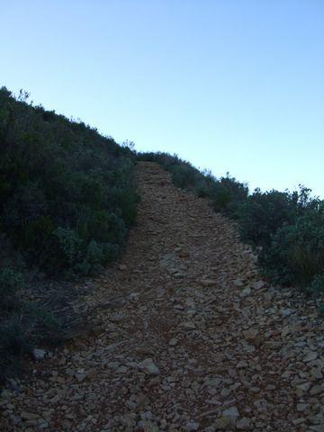 Photographies de la randonnée du 19/12/2007