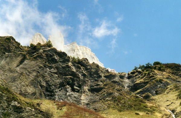 Un petit tour dans le massif du Mont Blanc
