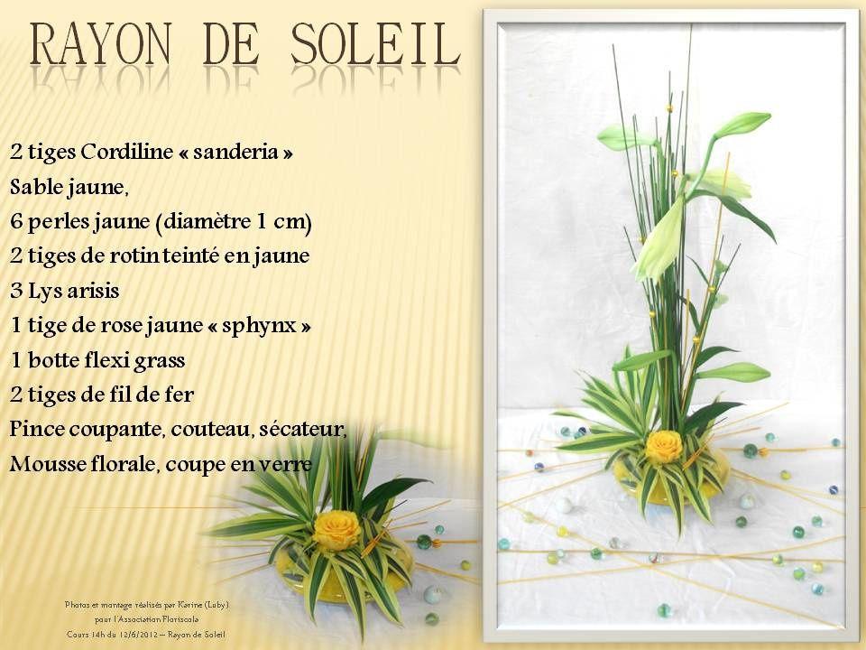 3ème album de mes compositions florales