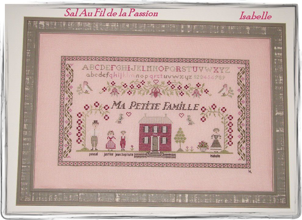 Album - SAL-2012-MA-PETITE-FAMILLE