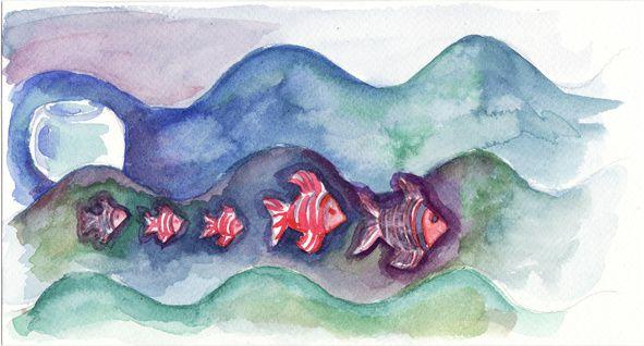 Album - illustrations du poisson