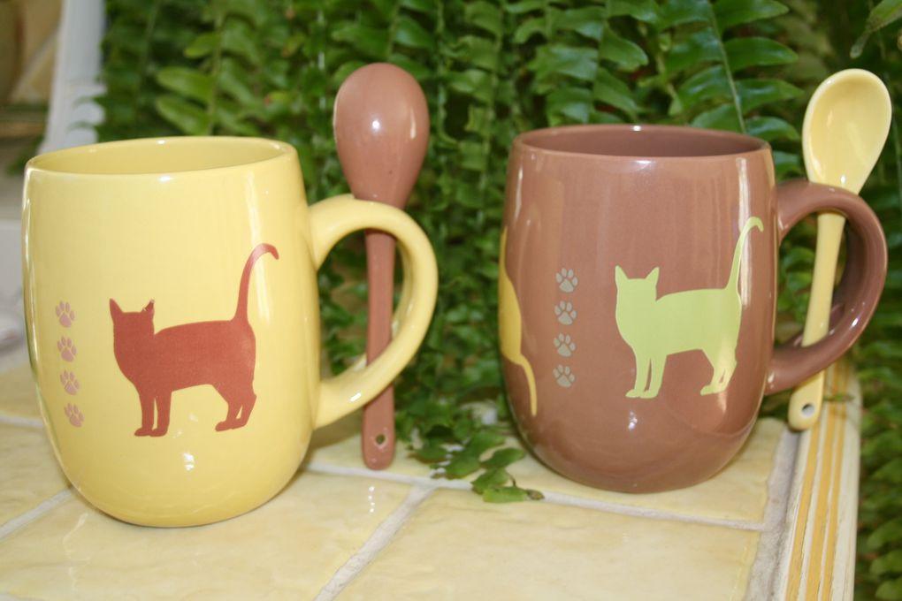 Album - Collection de mugs