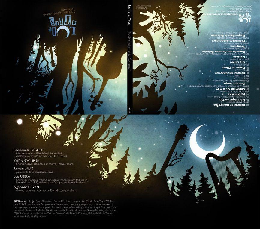 Album - Pochette-cd