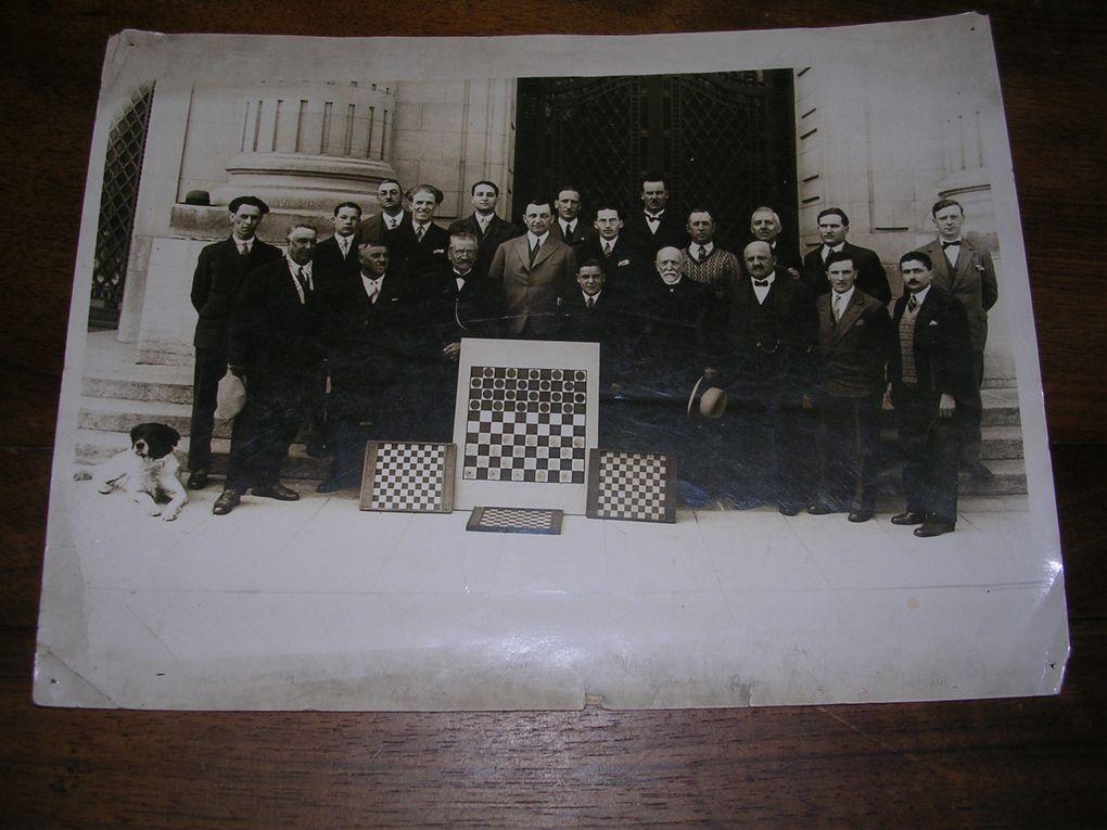 Anciennes photos ou articles concernant notre club