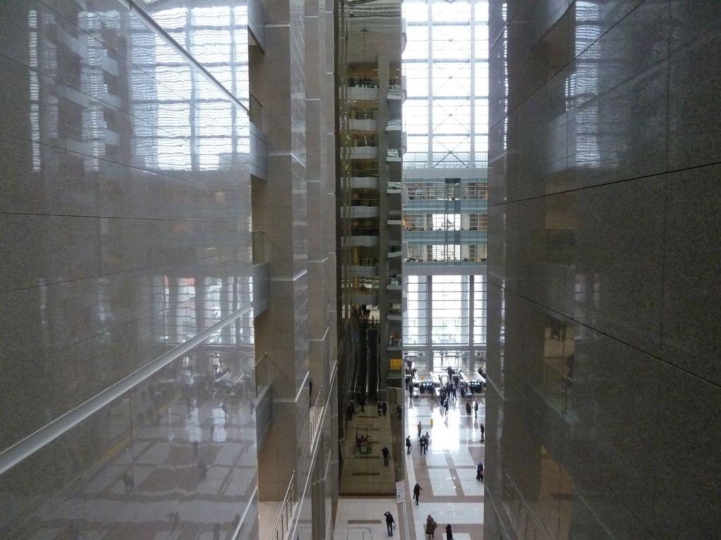 Visitez le plus grand palais de justice d'Europe! Photos prise lors du procès Pınar Selek, 21 et 22 novembre 2012