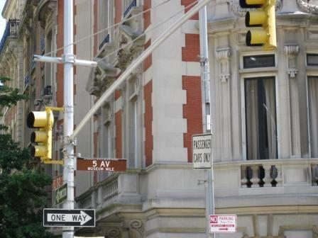 Quasiment la fin du séjour à New York.Au programme : le Met et Central Park.