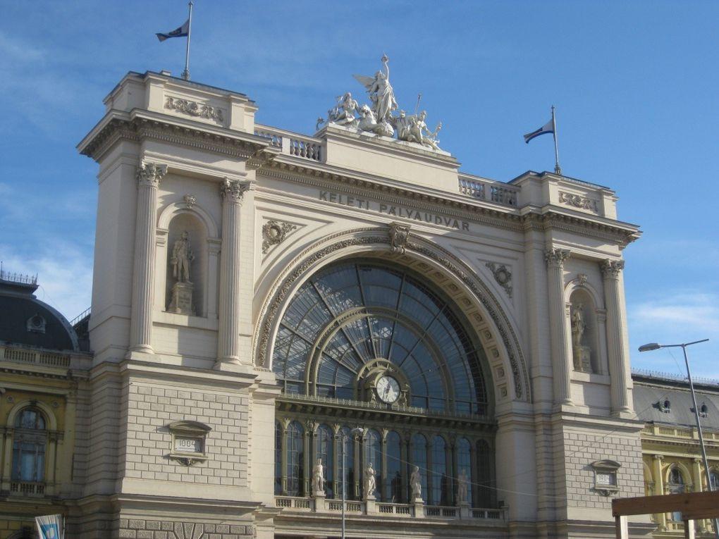 Voyage à Budapest en Novembre 2010