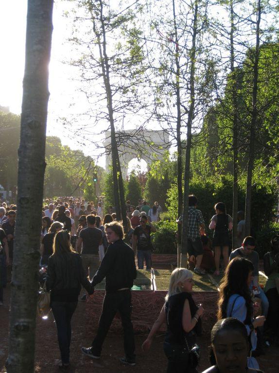 23 et 24 mai 2010 - Champs Elysées