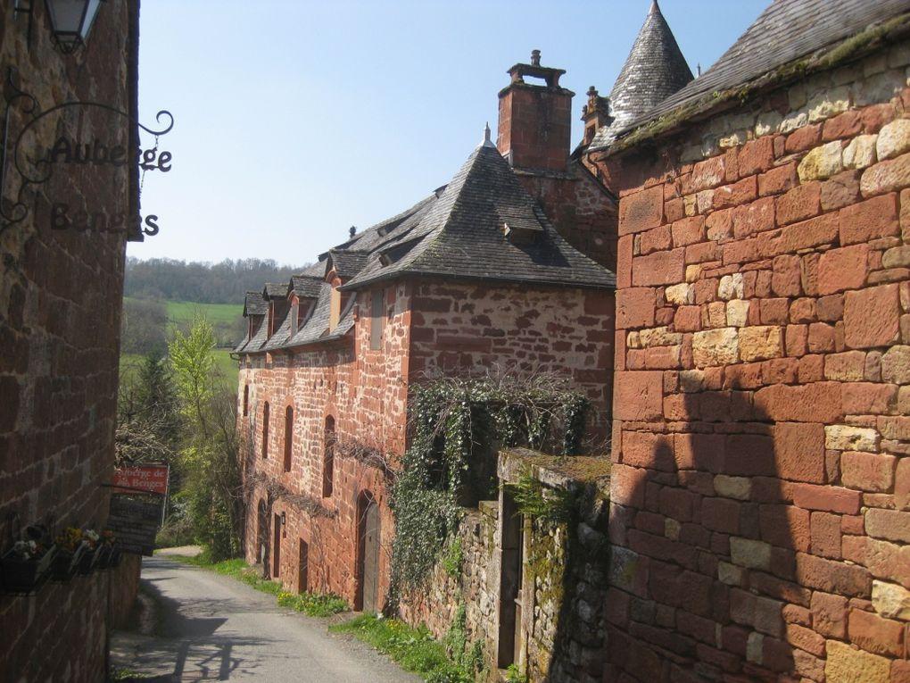 Week-end en Corrèze les 10 et 11 avril 2010.