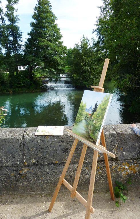 Album - Les peintres et la Saulx