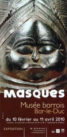 Album - Masques