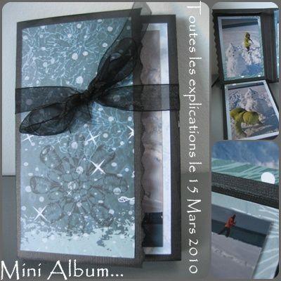 Album - Scrap-Mini-Album
