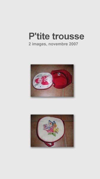 Album - Mes petites croix 2005-2007
