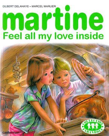 Martine aime la musique, les concours, et toute cette sorte de choses
