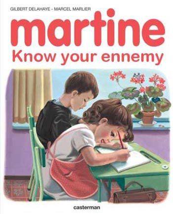 Martine est très pop, surtout parce qu'elle a le wakenwo sous la peau