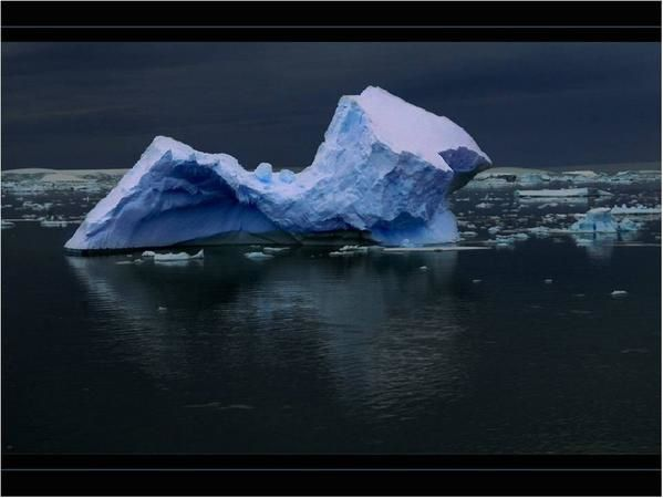 Album - antarctique