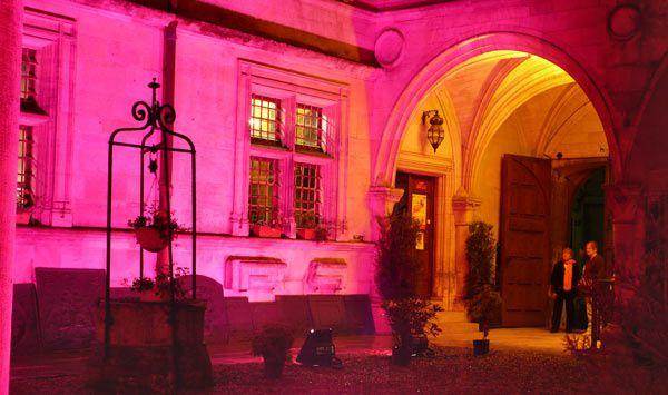 Album - 2-Le musée de la Princerie de nuit. 2008.