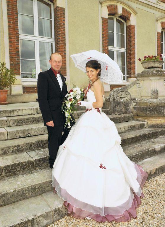 """un petit aperçu de """"mes mariées"""" 2010 d'autres photos restent a venir"""